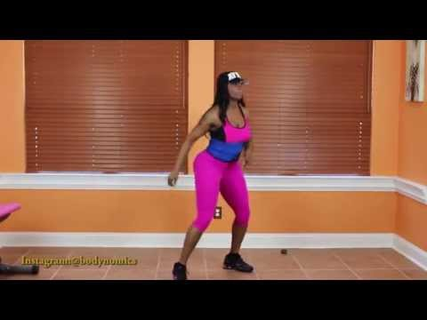 Resistance bands TO MAKE HER DANCE! (band exercises) from YouTube · Duration:  3 minutes 15 seconds
