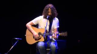 """Preaching The End of The World"" in HD - Chris Cornell 11/26/11 Atlantic City, NJ"