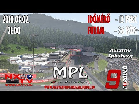 MPL-F1 2017 A1 Ring