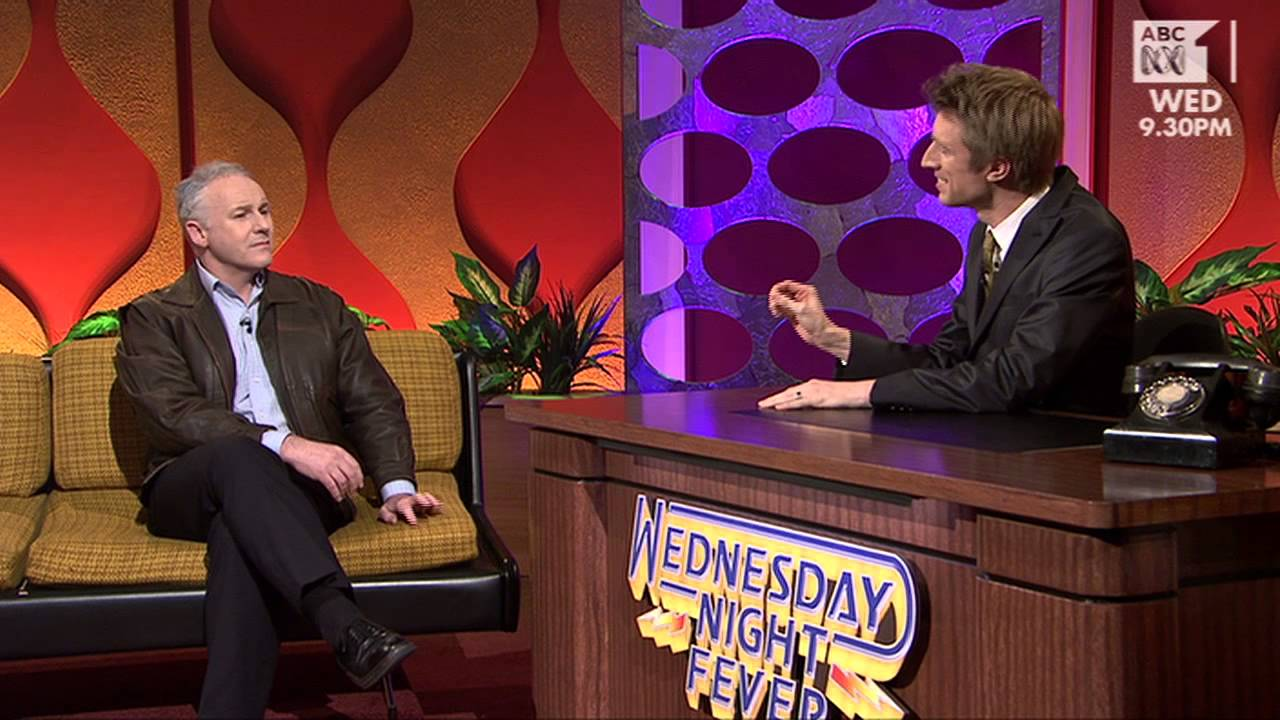 Download Malcolm Turnbull Visits | Wednesday Night Fever | Wednesdays 9.30pm ABC1