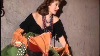 The Loves of Carmen (1948) - Rita Hayworth meets Glenn Ford