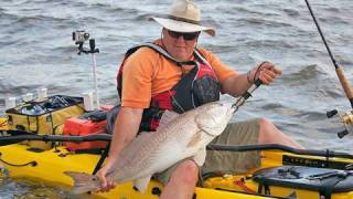 Kayak Fishing - The 3 GOLDEN Rules