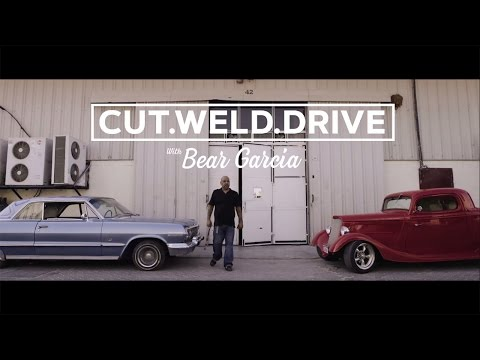 Cut Weld Drive with Bear Garcia in Dubai