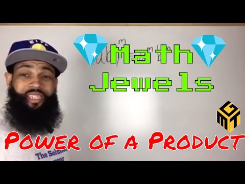 Best Online Math Tutor | Power of a Product