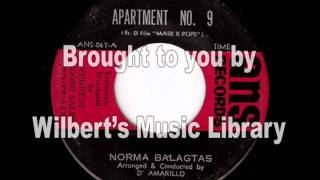 APARTMENT NO. 9 - Norma Balagtas