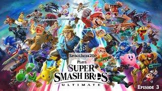 Super Smash Bros. Ultimate w/ Discord Members