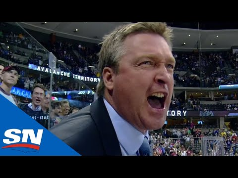 Craziest Angry Coach Moments In NHL History