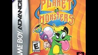 Gaming Saturdays: Planet Monsters