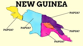 Which Part Of New Guinea Is Papua?