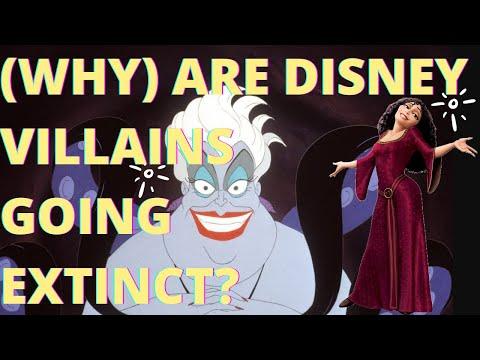 Disney Villains In 3 Dimensions