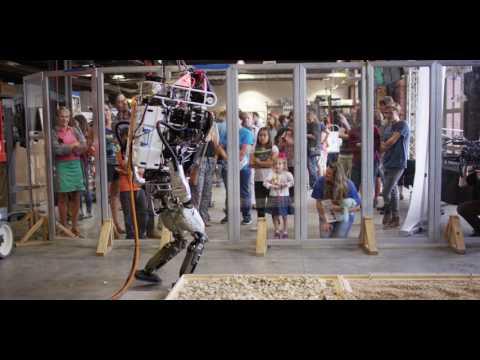 2017 IHMC Robotics OpenHouse