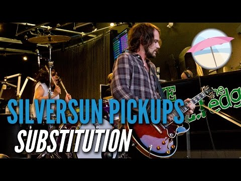 Silversun Pickups - Substitution (Live at the Edge)