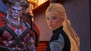 Dragon Age 2 Remastered - Episode 27 - story playthrough - (1440p, no commentary)
