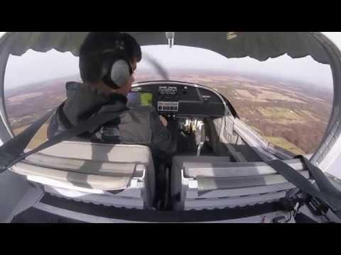 First Solo Uncut | Van's RV-12