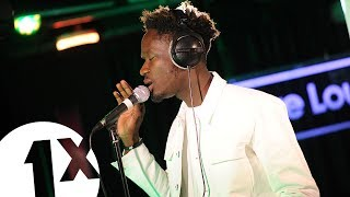 Mr Eazi performs Leg Over in the 1Xtra Live Lounge