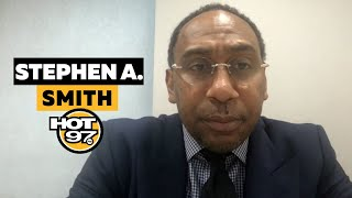 Stephen A Smith Opens Up On Max Kellerman's Departure From First Take