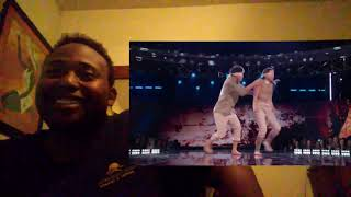World of Dance 2018 -  Sean Lew & Kaycee Rice  Qualifiers (Reaction)