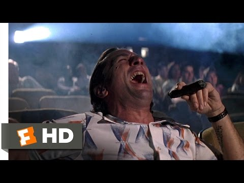 Smoking and Cackling - Cape Fear (2/10) Movie CLIP (1991) HD
