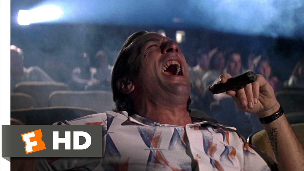 Smoking And Cackling Cape Fear 210 Movie Clip 1991 Hd