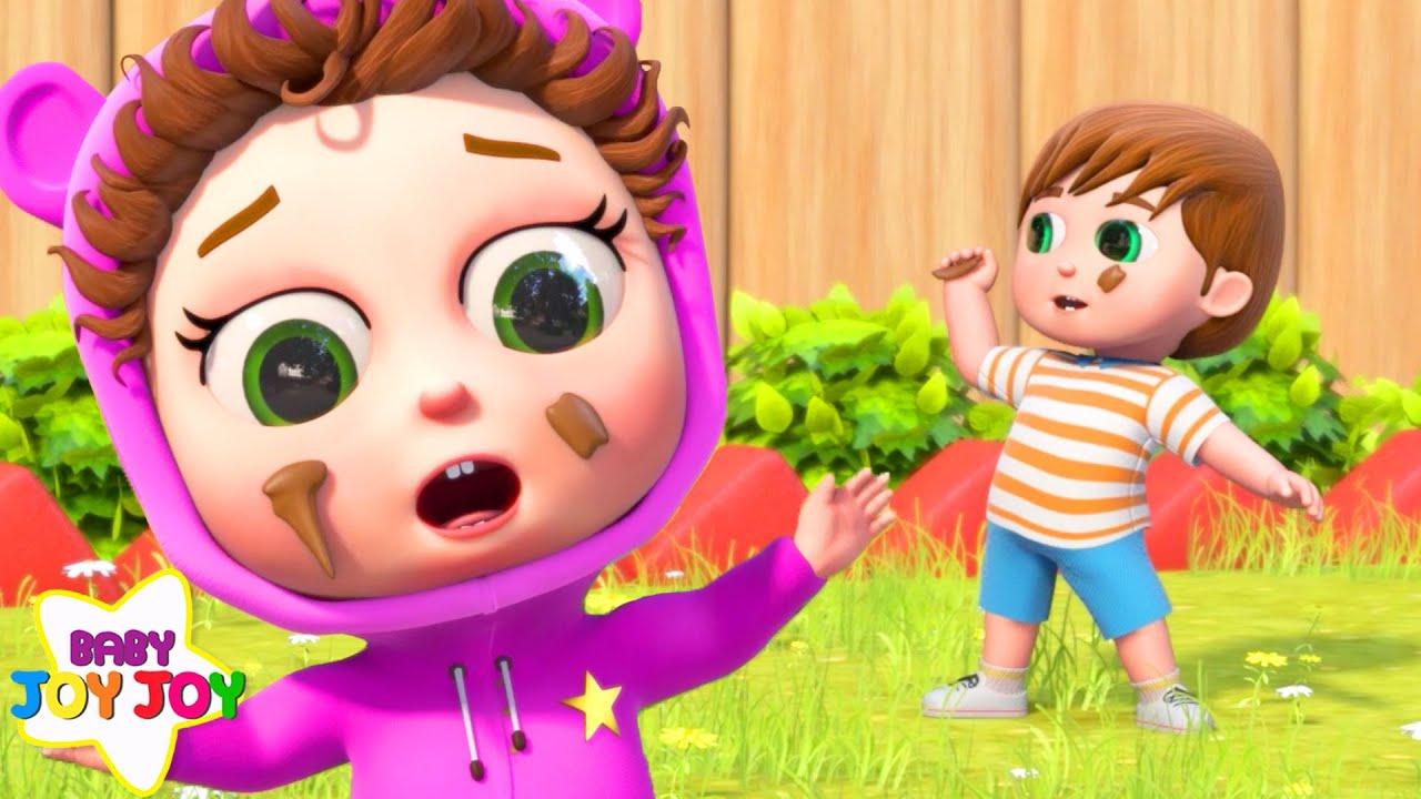 Play Nicely | Be Nice! | Baby Joy Joy