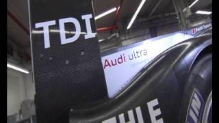 Audi R18 TDI 2011 Videos