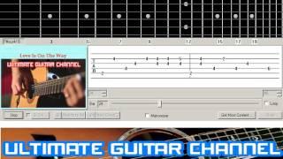 Download Video [Guitar Solo Tab] Love Is On The Way (Saigon Kick) MP3 3GP MP4