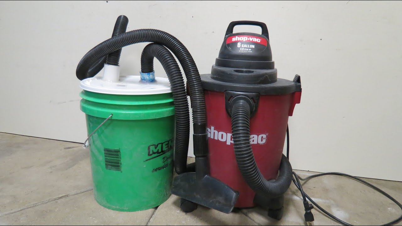 Cheap Dust Collection System