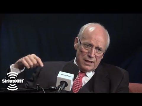 Dick Cheney on Gaddafi, Libya // SiriusXM // Patriot