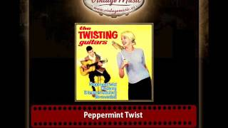 The Twisting Guitars – Peppermint Twist