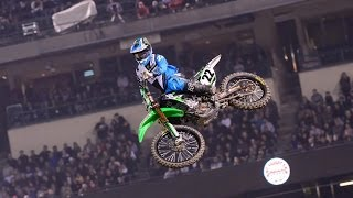 DIRT SHARK: 2014 Monster Energy Supercross - A1