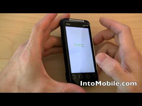 Sprint HTC EVO Shift 4G hands on unboxing and hardware tour