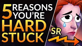 5 BIGGEST Reasons YOU ARE HARD-STUCK - Simple Tips to Rank Up FAST   Overwatch Grandmaster Guide