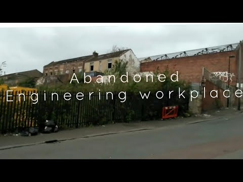 Derelict Engineering Firm Newcastle