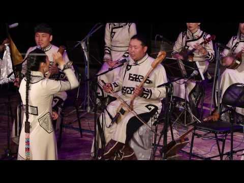 Тувинский национальный оркестр - Песня моих предков