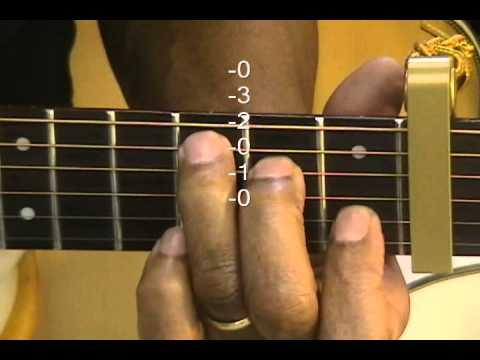 TEAM Lorde Guitar Chord Shape Tutorial #50 F F6 G G6 Am7 Capo Fret 6 ...