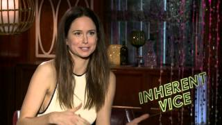 Inherent Vice - Katherine Waterston interview | Empire Magazine