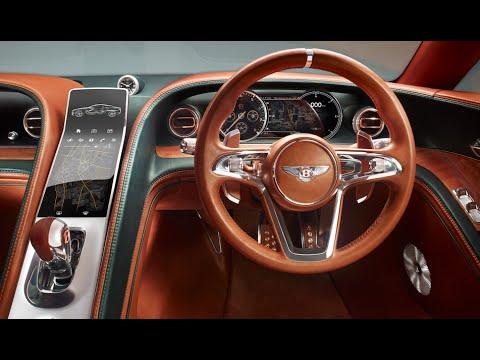 Bentley Hybrid Interior Bentley Exp 10 Speed 6 Interior