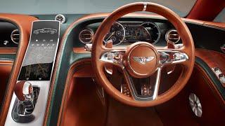 Bentley Hybrid Concept 2014 Videos