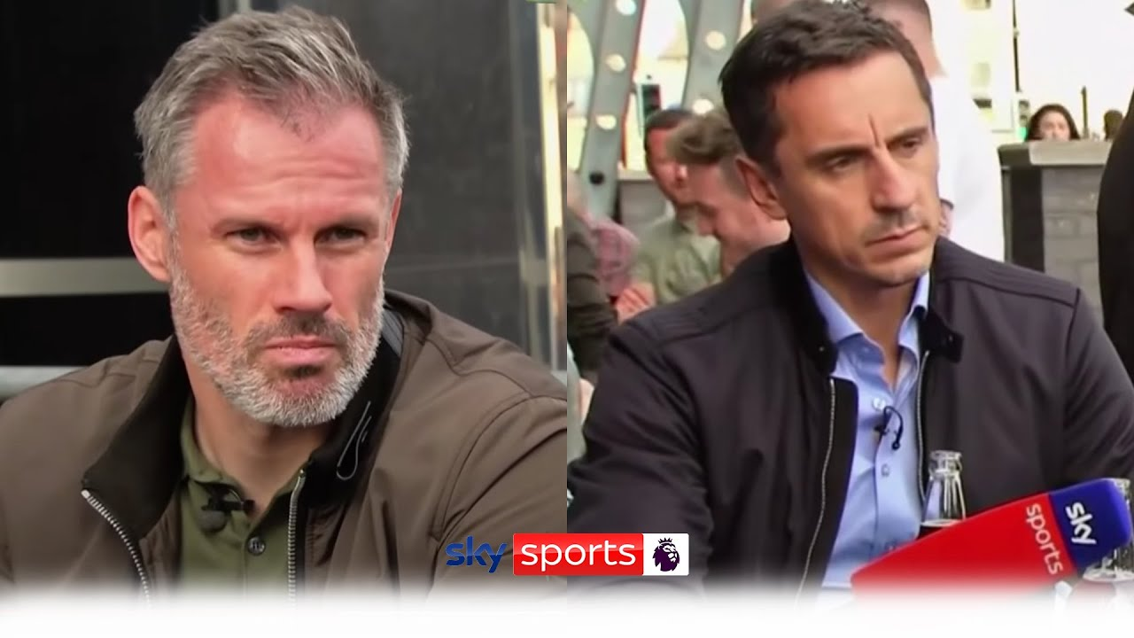 Download Jamie Carragher & Gary Neville sit down with Newcastle fans to discuss the current state of the club