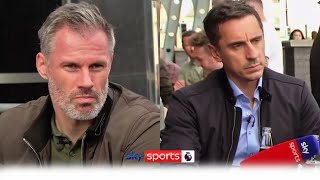 Jamie Carragher \u0026 Gary Neville sit down with Newcastle fans to discuss the current state of the club