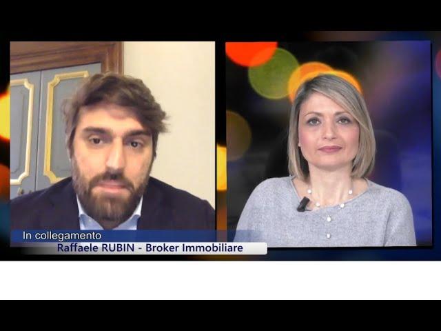 Raffaele Rubin, broker immobiliare, RADIO CUSANO TV (Ch. 264 del digitale terrestre)