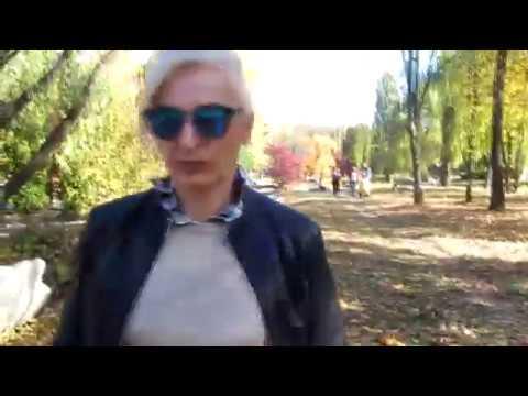 Прогулка по осенним Черкассам!