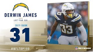 Скачать 31 Derwin James S Chargers Top 100 Players Of 2019 NFL