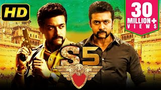 S5 (2019) Tamil Hindi Dubbed Full Movie | Suriya, Anushka Shetty, Hansika Motwani