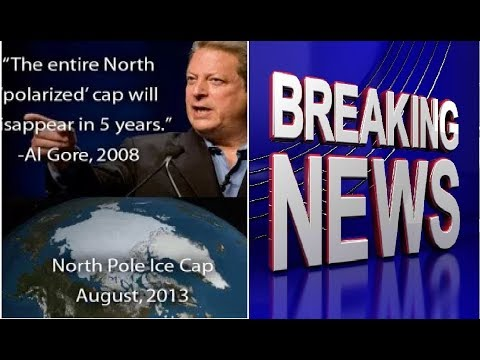 31,000 Scientists Declare Al Gore a LIAR: 'Climate Change a Complete Hoax and Scam'