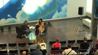 Алиса Ганиева в диалоге с Борисом Минаевым. «Два города»