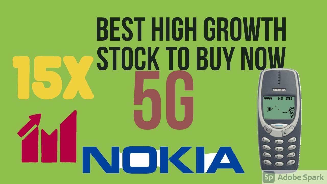 BEST 5G/6G PENNY STOCK TO BUY NOW FOR 500% RETURN  will Nokia stock rise again? nokia stock analysis