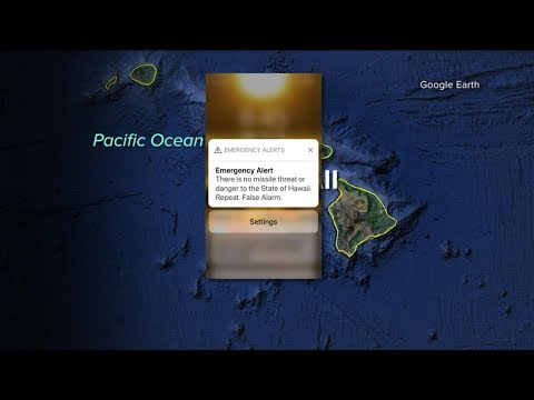 Investigation underway after entire state of Hawaii sent into panic mode