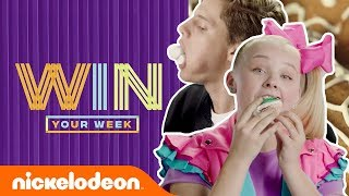 Epic Ninjabread Man Challenge, Exclusive Bloopers & More! | #WinYourWeek