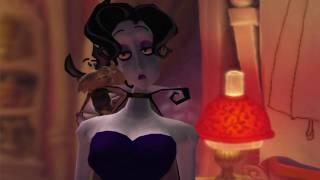 """""""A Vampyre Story"""", full HD walkthrough, Part 7 - Theatre+Froderick dialogue"""
